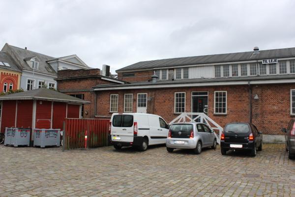 Kvægtorvet i Svendborg
