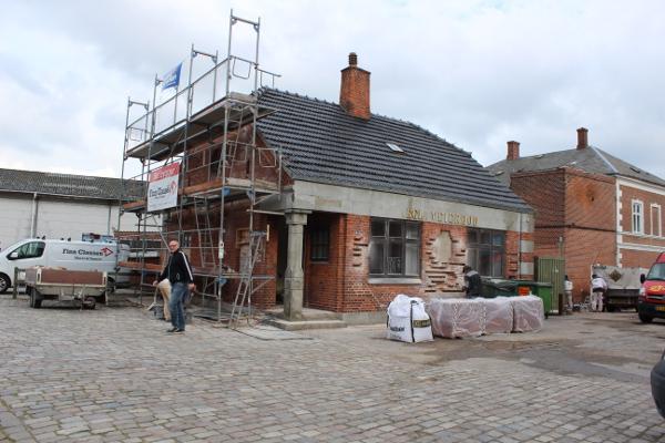 Før og efterbilleder af ejendoms projekter 005