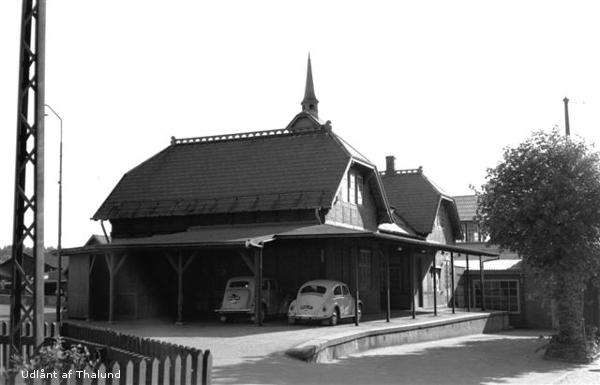 Gl. Banegård i Svendborg